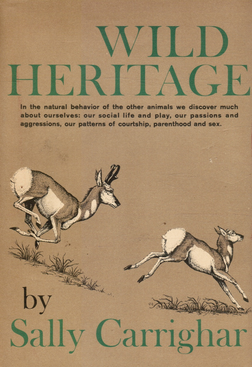 Image for Wild Heritage