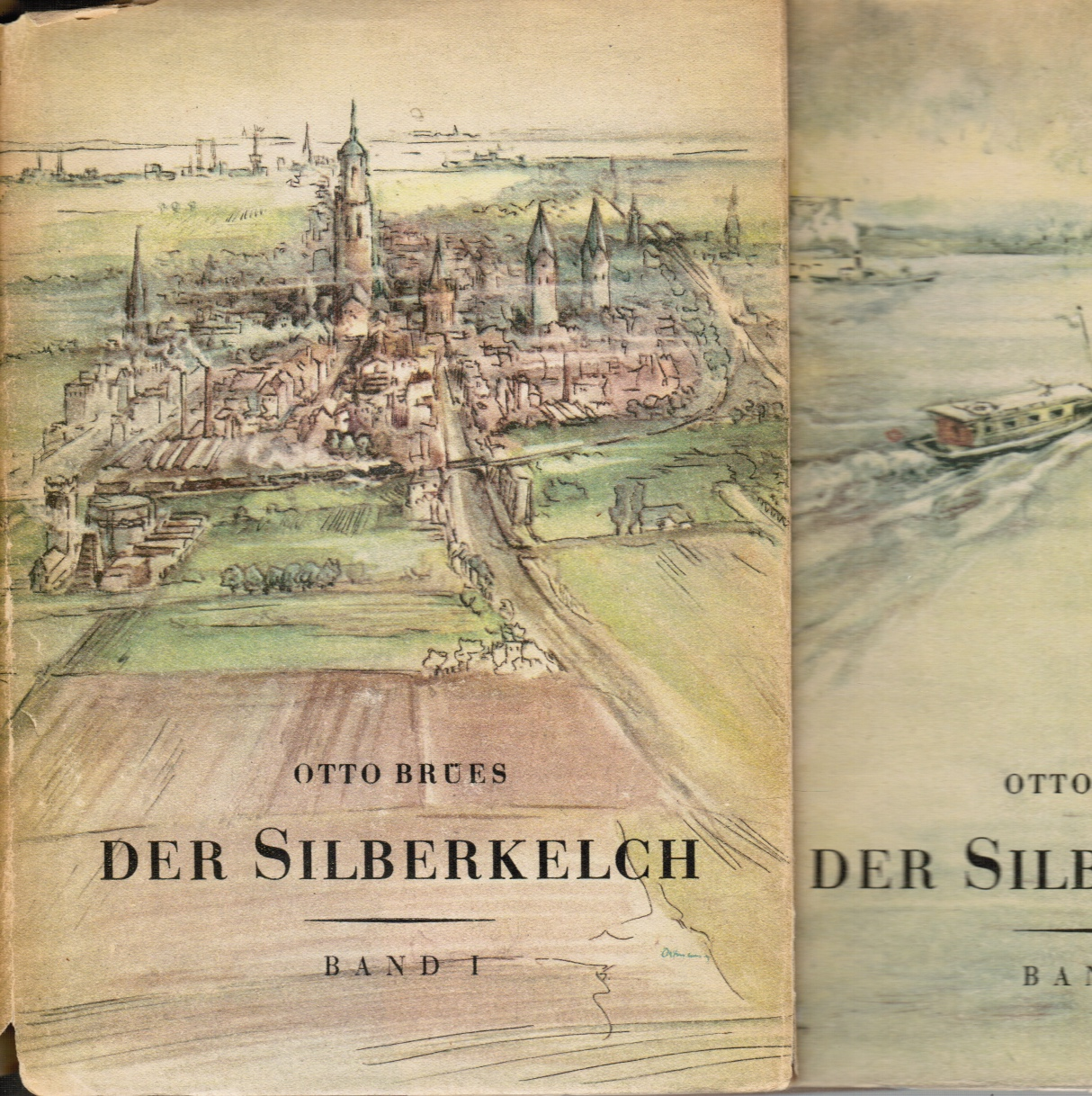 Image for Der Silberkelch: Band I and Band 2 (The Silver Chalice)