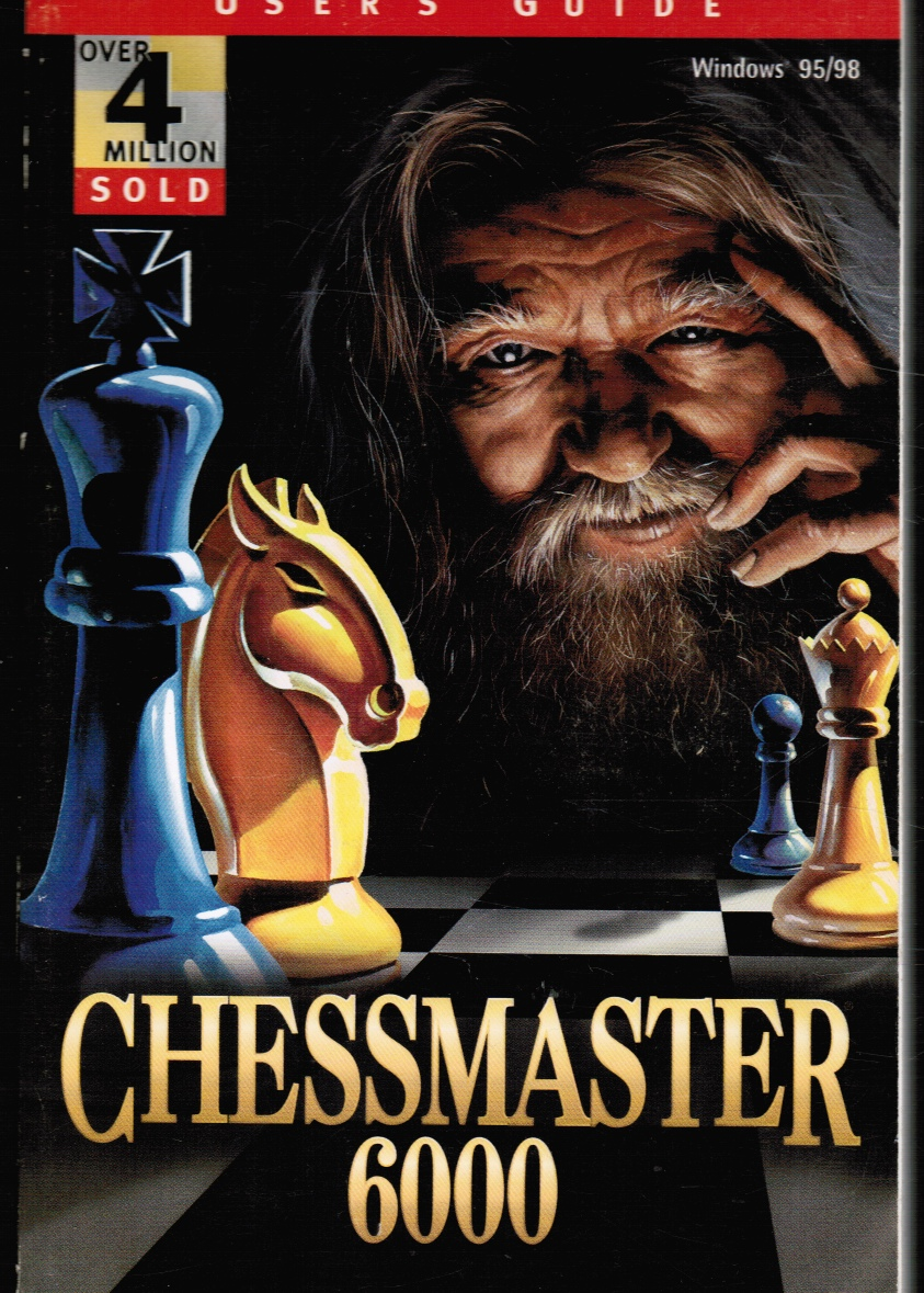 Image for Chessmaster 6000 User's Guide