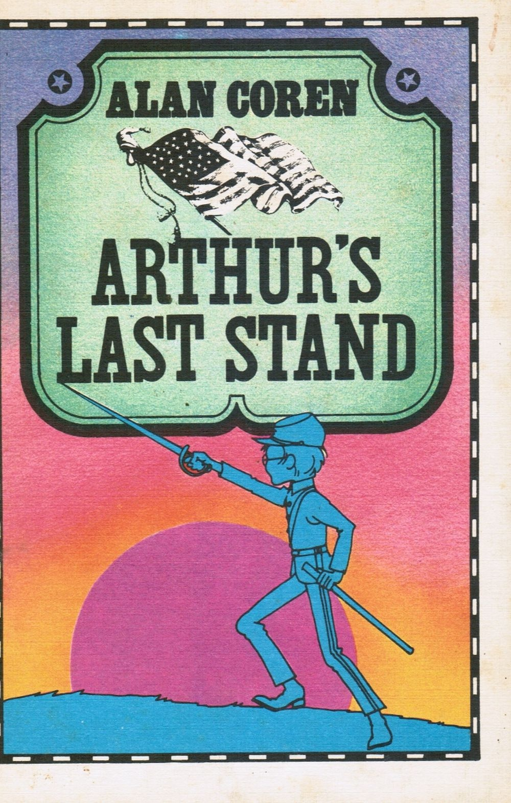 Image for Arthur's Last Stand Weekly Reader Book