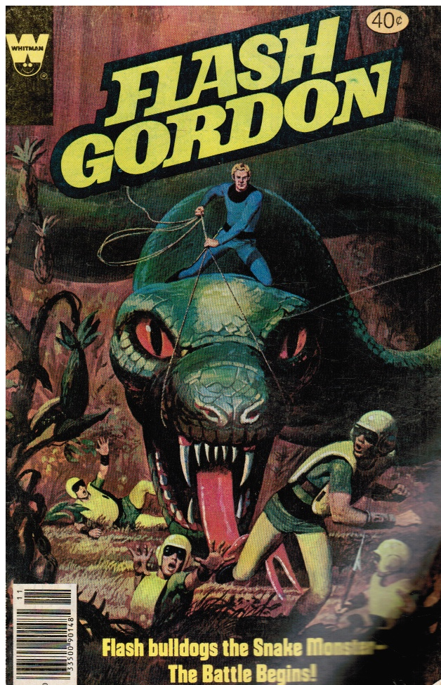 Image for Flash Gordon #26 The Land of Serpents