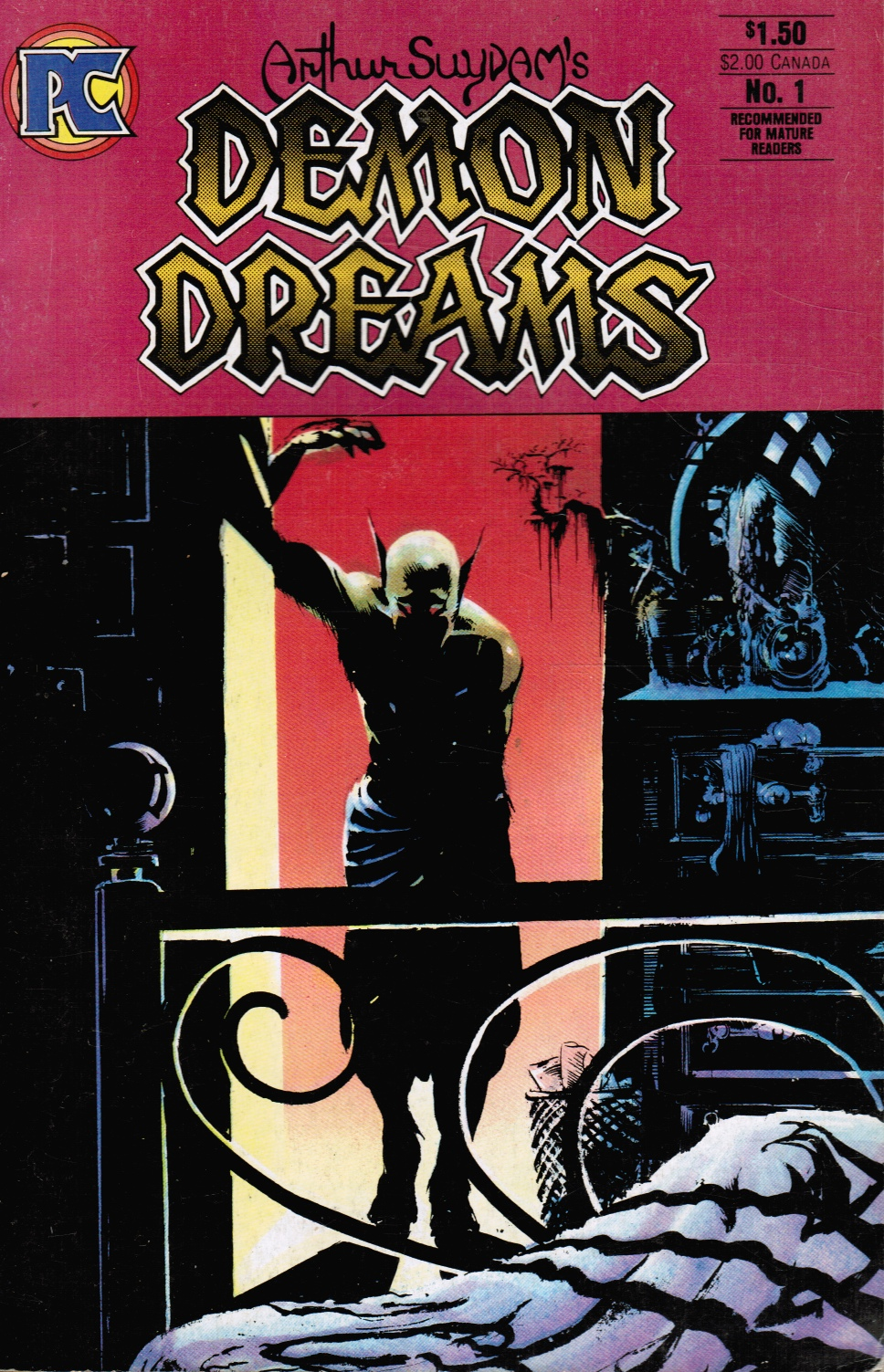 Image for Demon Dreams #1