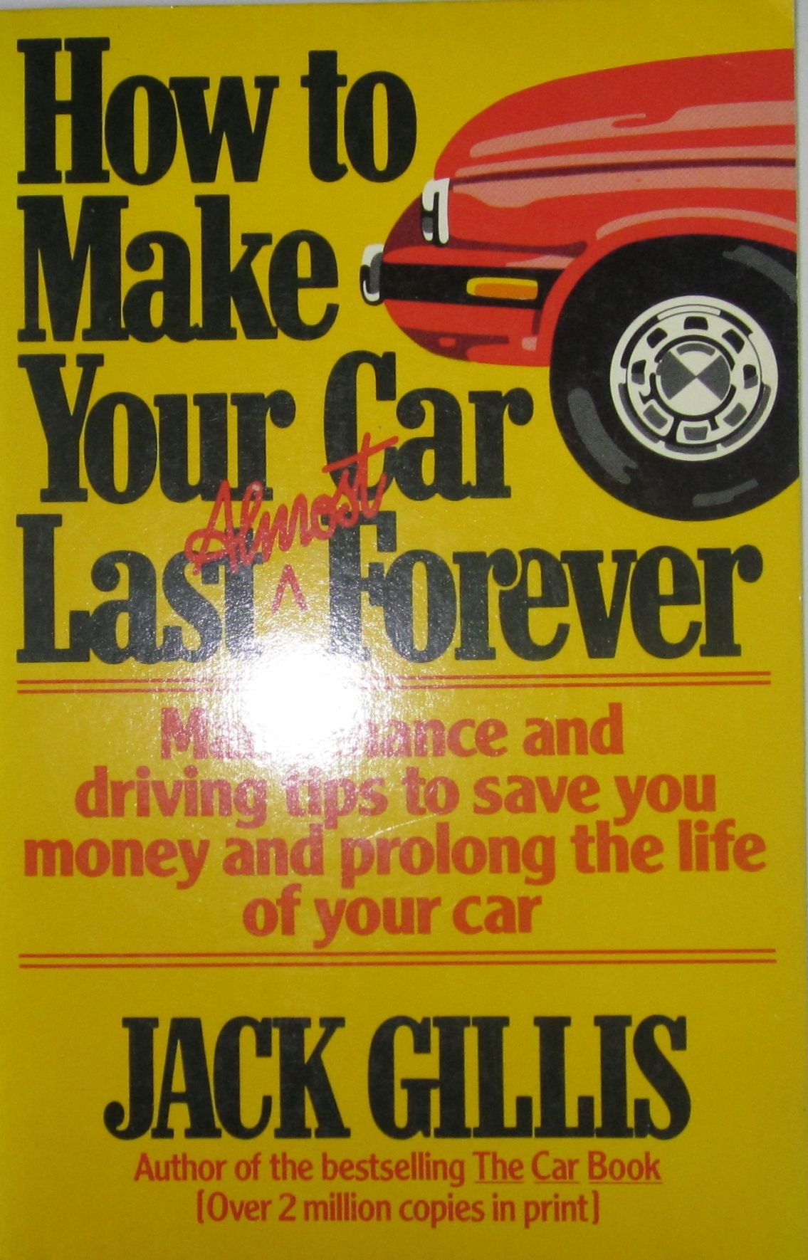 Image for How to Make Your Car Last Almost Forever
