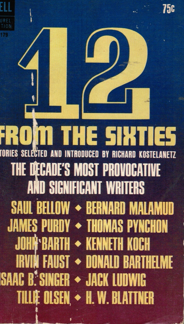 Image for 12 From The Sixties
