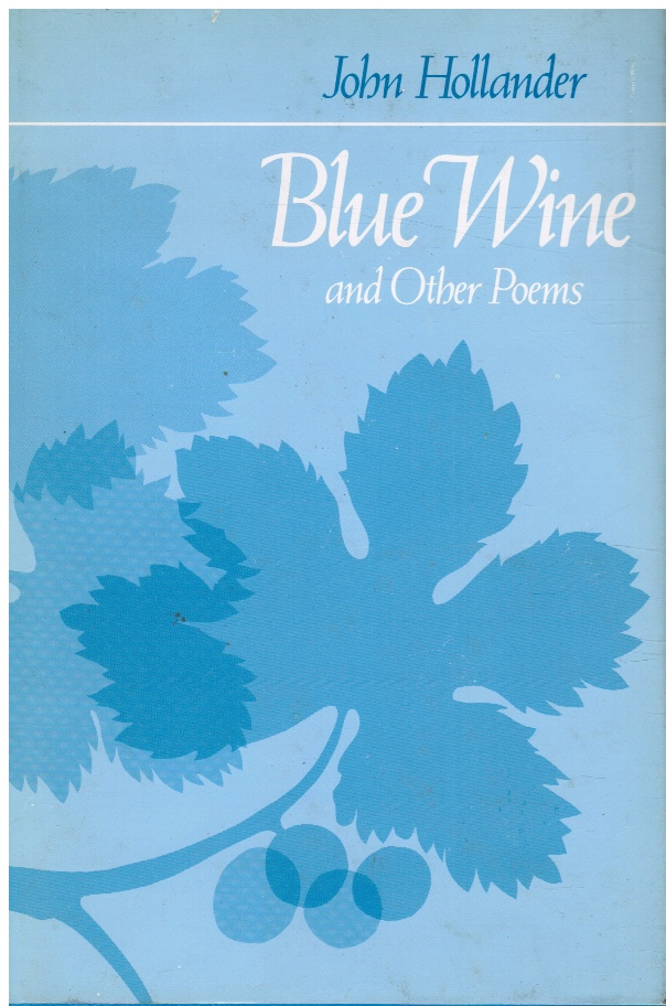 Image for Blue Wine and Other Poems