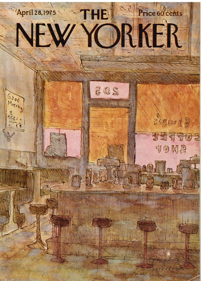 Image for 1975: the New Yorker Magazine: April 28, 1975 North Vietnam, Feminine Fashions