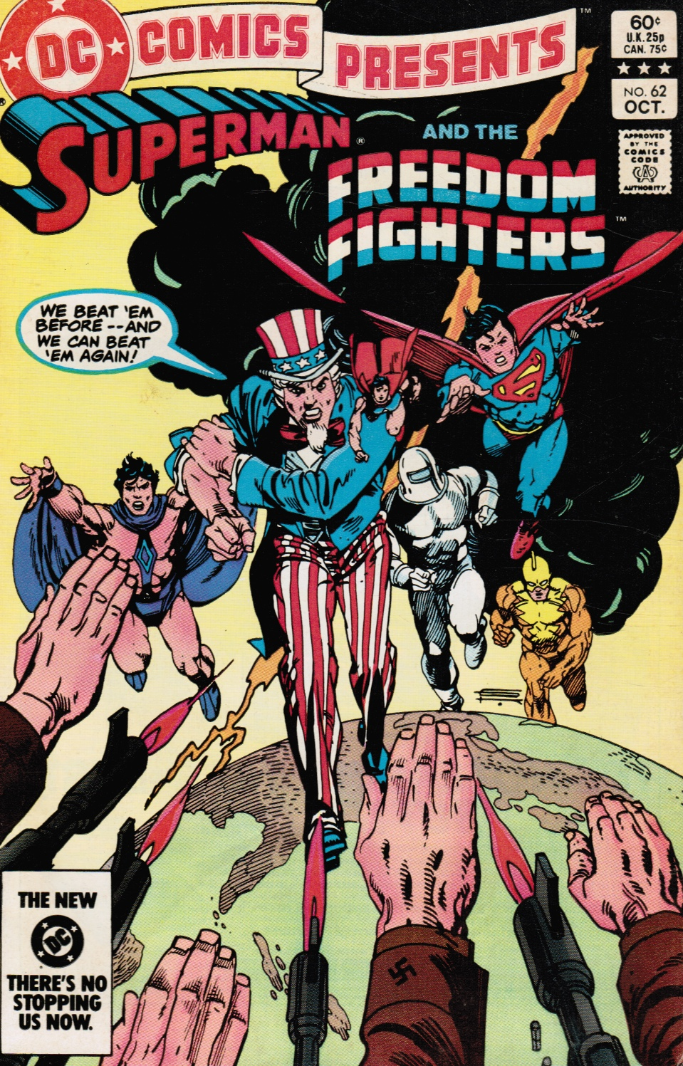 Image for Superman and the Freedom Fighters #62