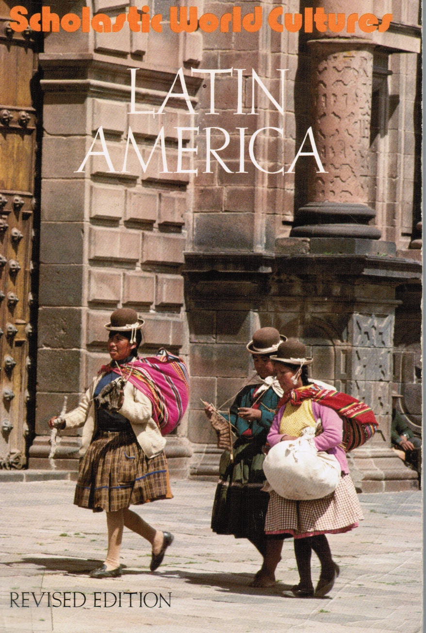 Image for Latin America (World cultures program)