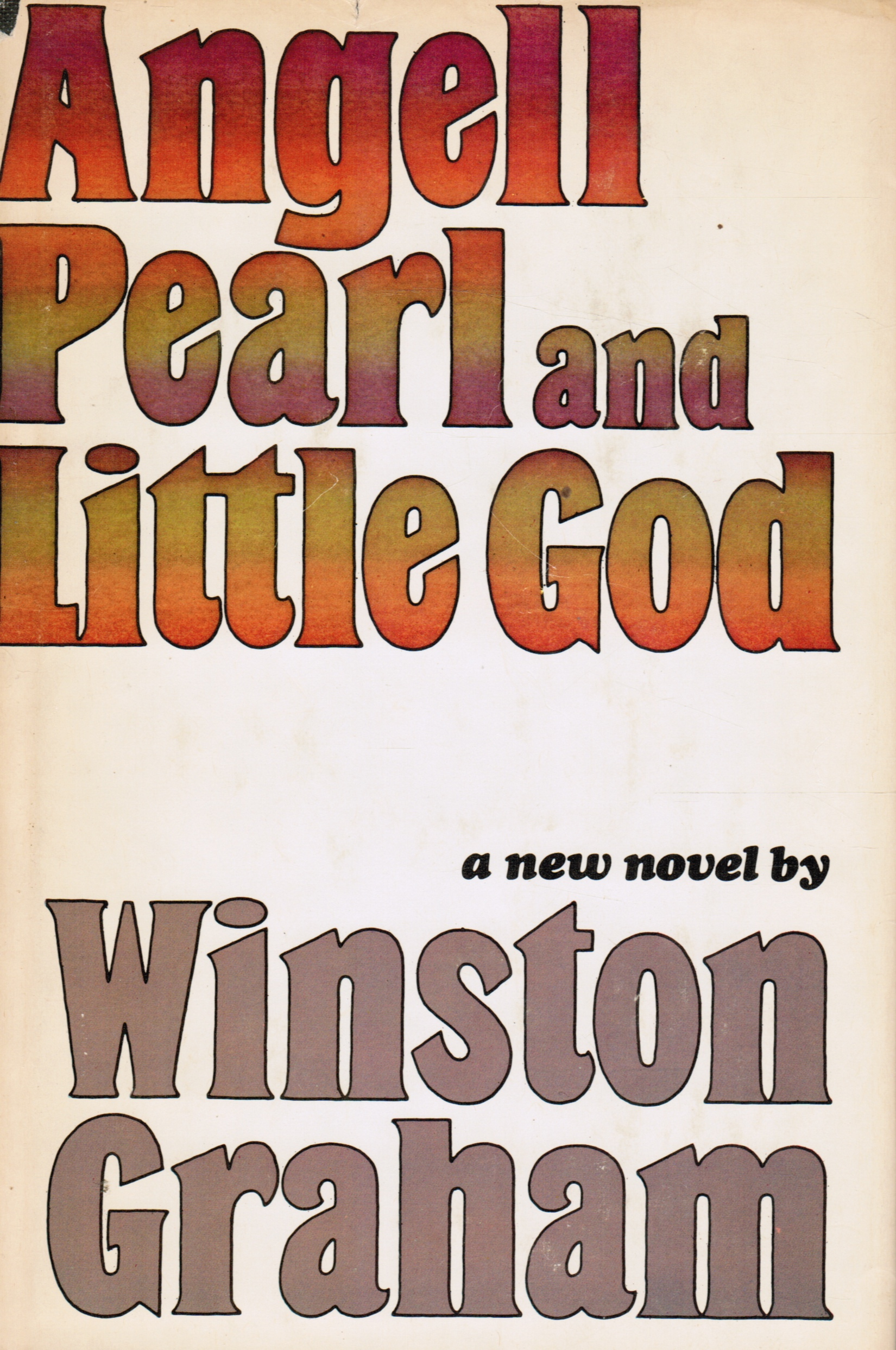 Image for Angell Pearl and Little God