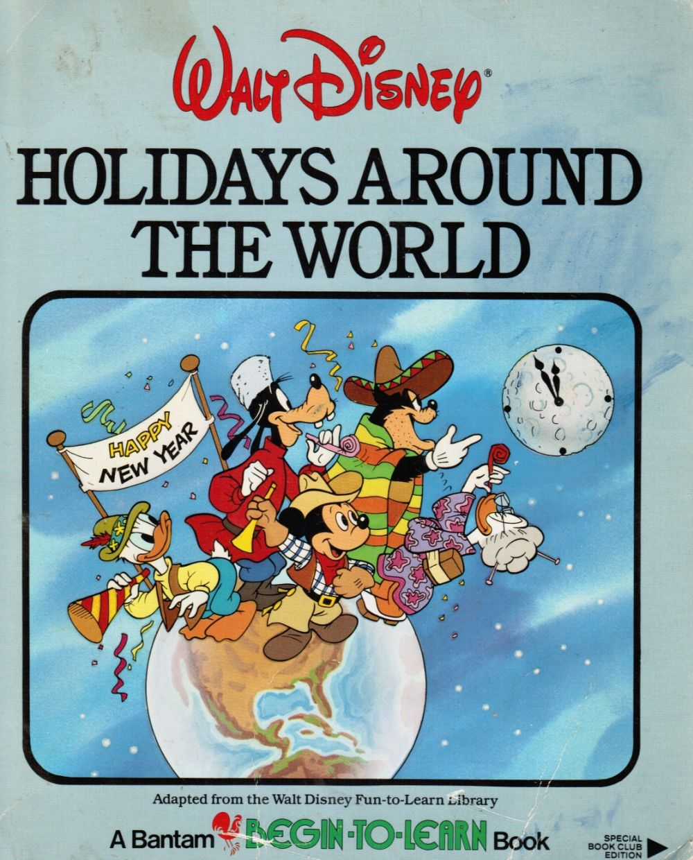 Image for Holidays Around the World: A Bantam Begin-to-Learn Book