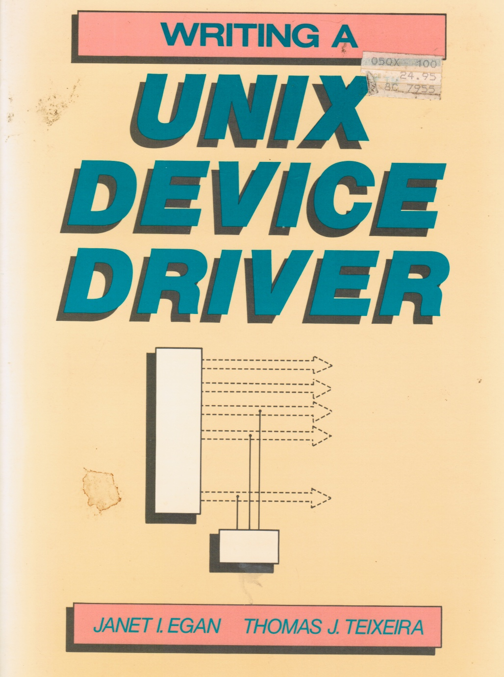 Image for Writing a UNIX Device Driver