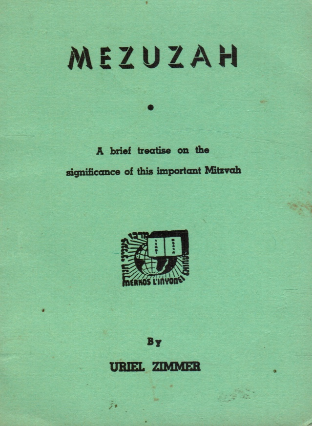 Image for Mezuzah