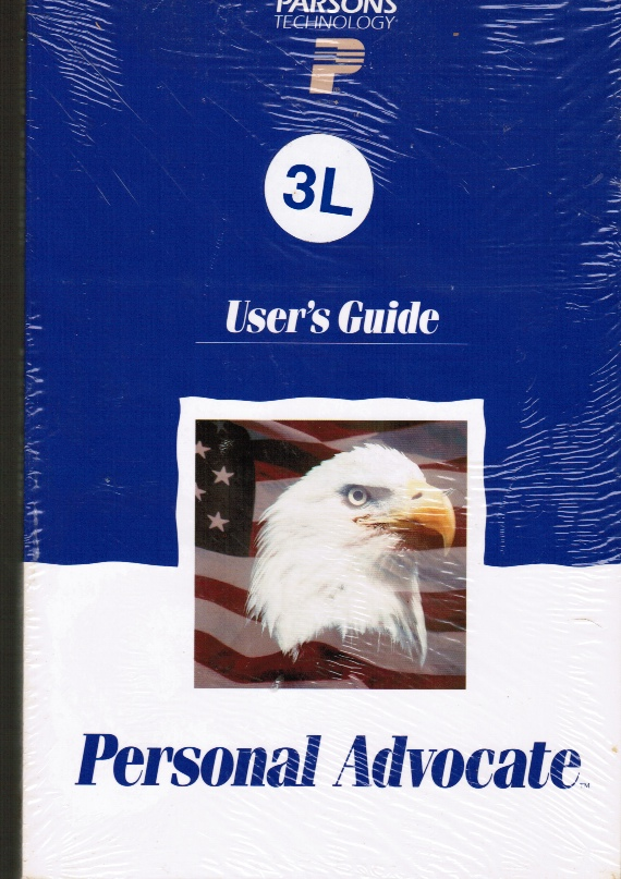 Image for Personal Advocate: User's Guide