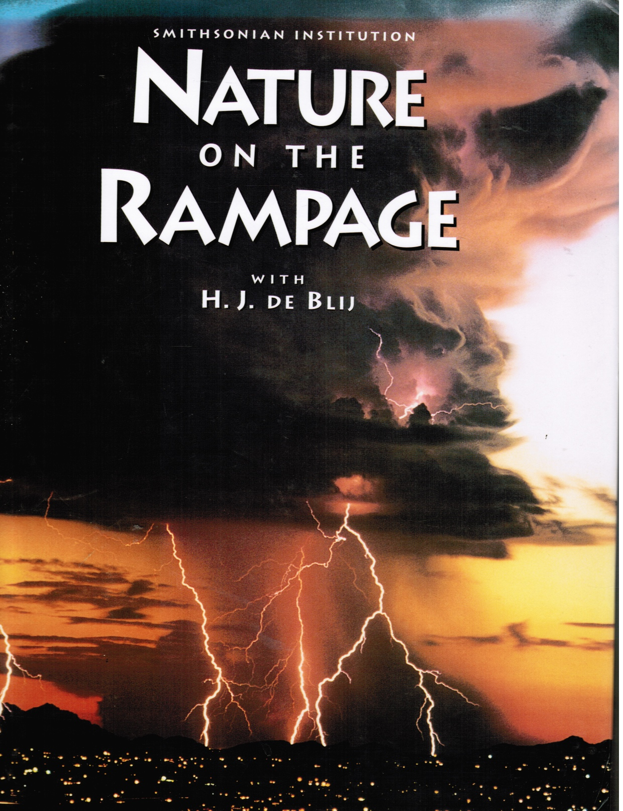 Image for Nature on the Rampage