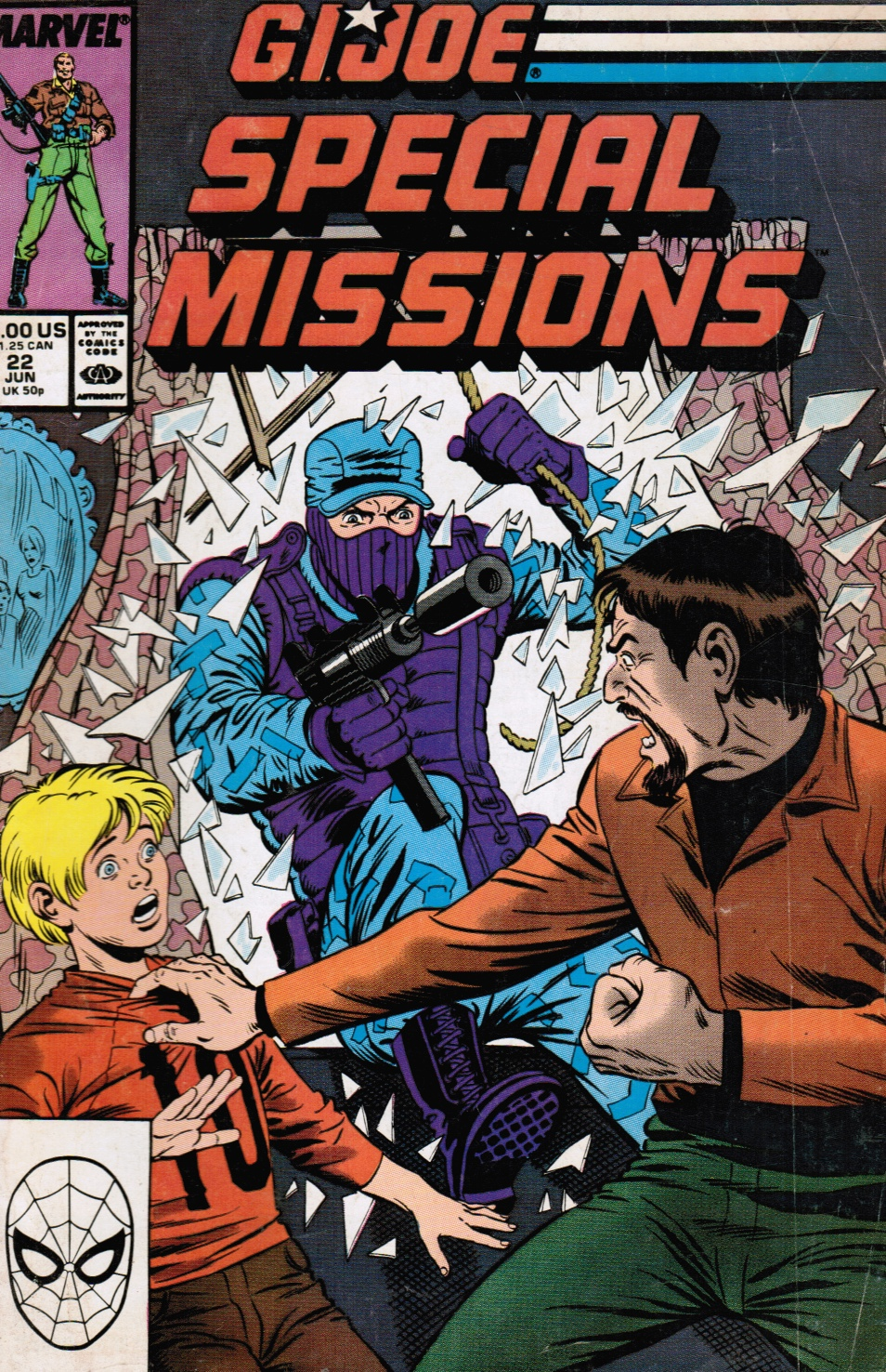 Image for G. I. Joe Special Missions #22