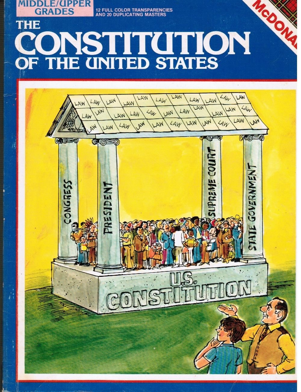 Image for The Constitution of the United States