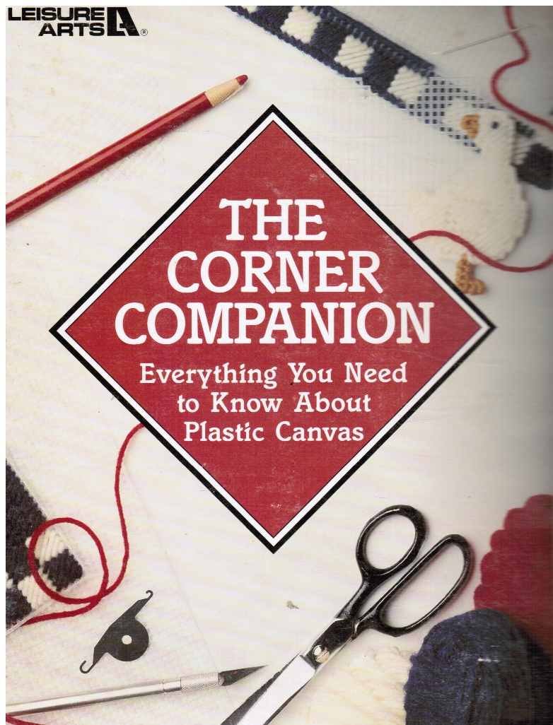 Image for The Corner Companion: Everything You Need to Know about Plastic Canvas