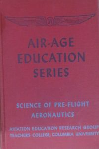 Image for Science of Pre-Flight Aeronautics