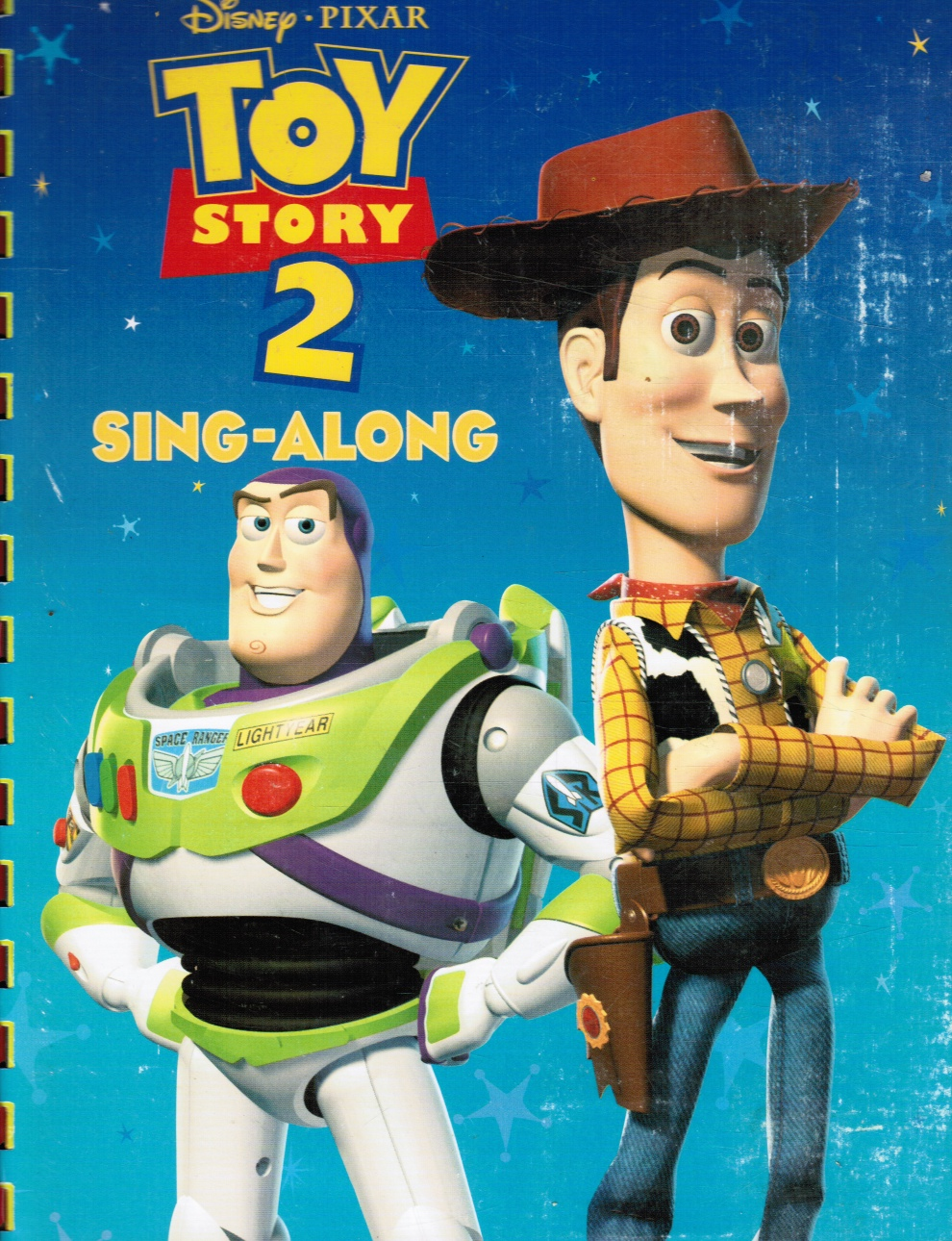 Image for Toy Story 2 Sing-Along