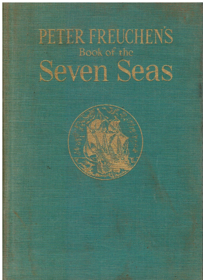Image for Peter Freuchen's Book of the Seven Seas