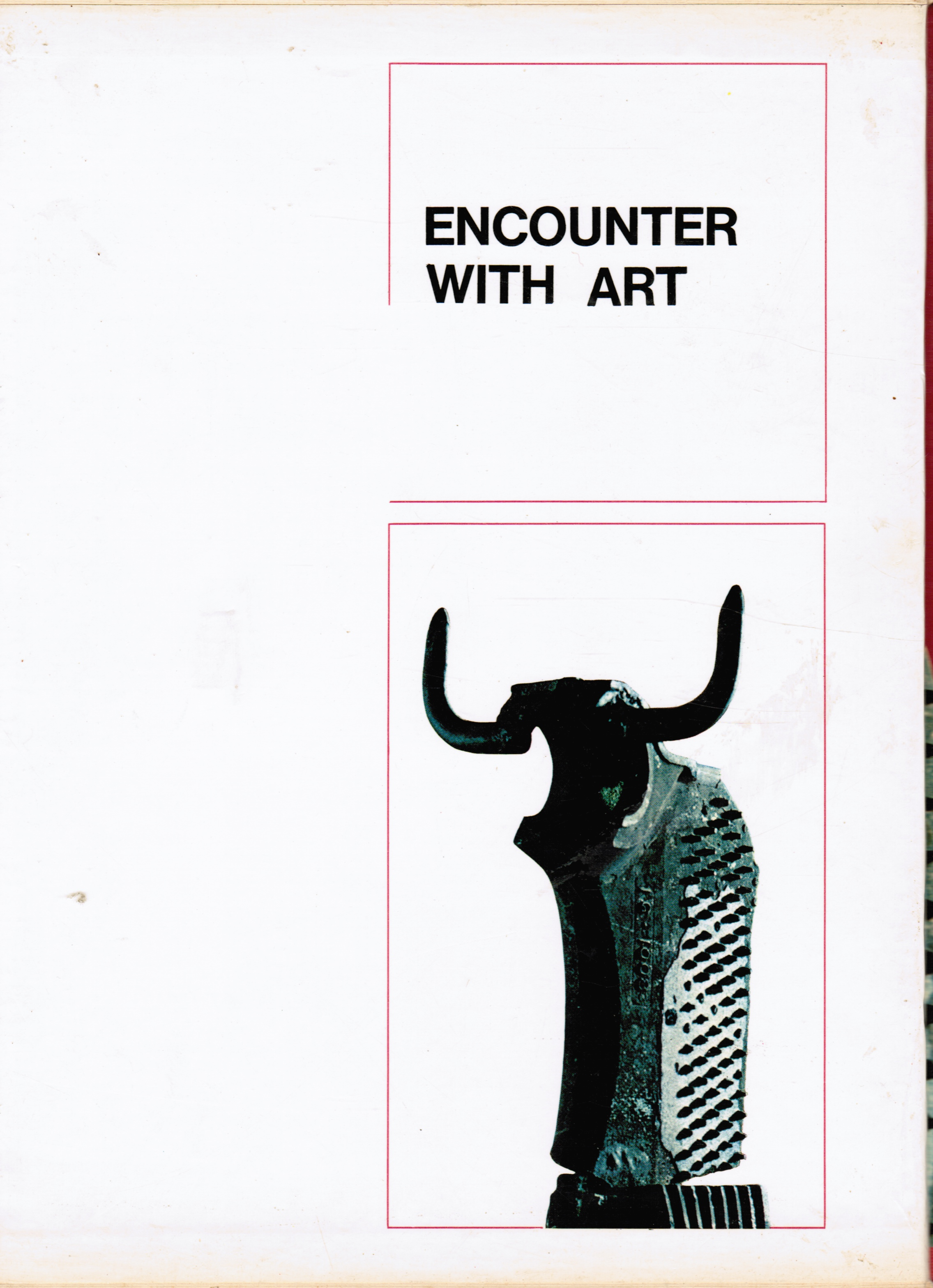 Image for Encounter with Art (In Slipcase)