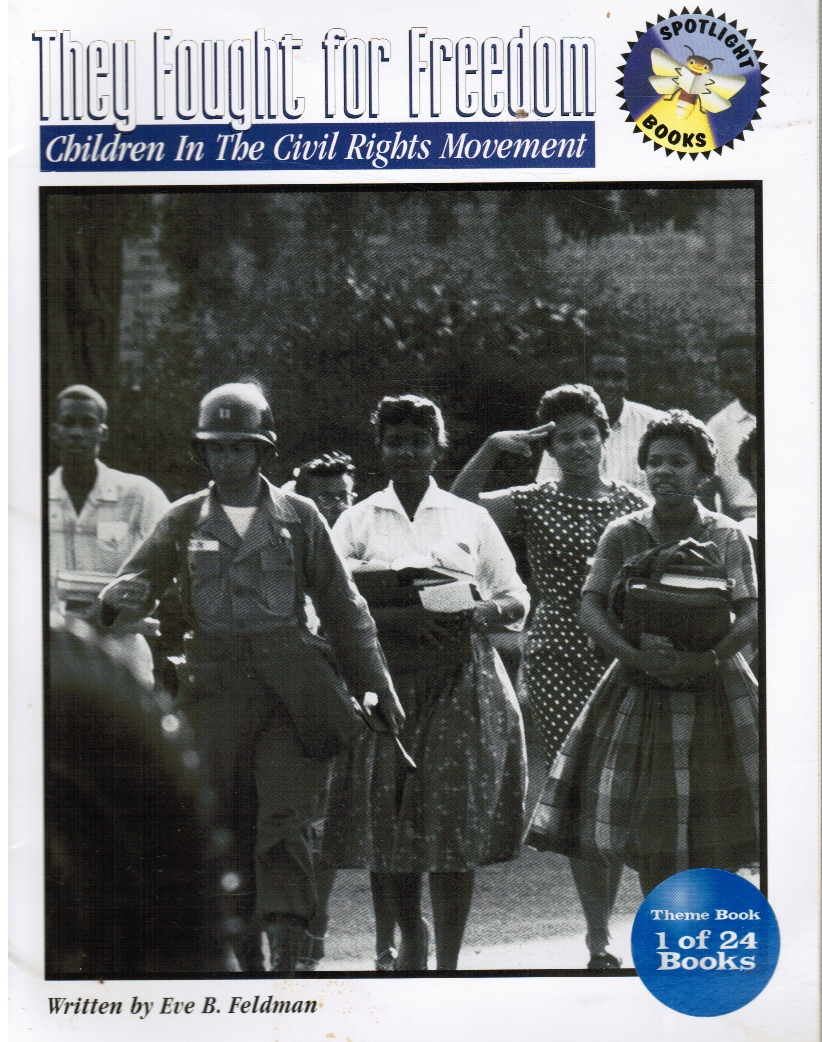 Image for They Fought for Freedom: Children in the Civil Rights Movement