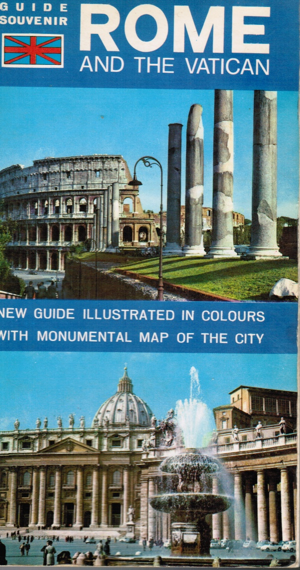 Image for Rome and Vatican New Guide in Colours with Monumental Plan of the City
