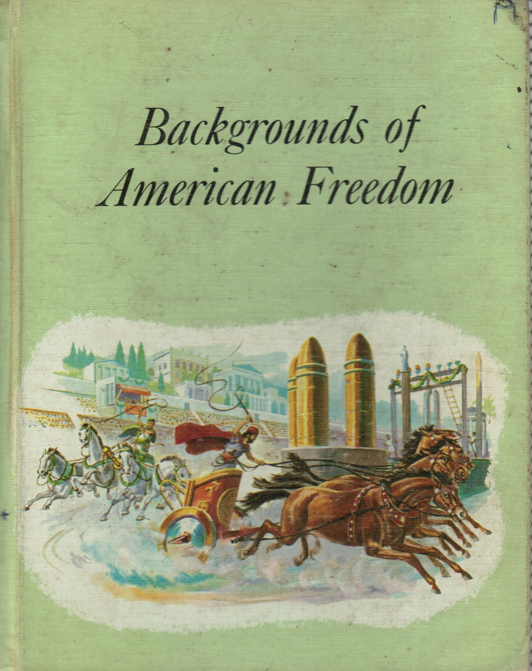 Image for Backgrounds of American Freedom