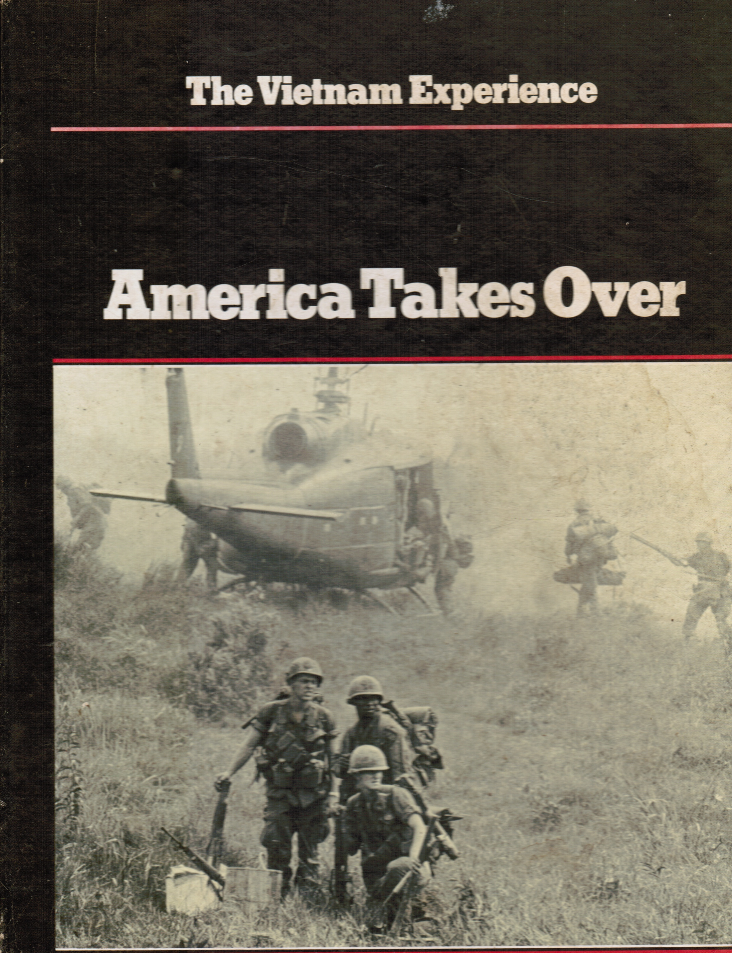 Image for America Takes Over, 1965 - 67
