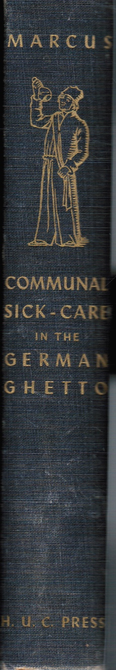 Image for Communal Sick-Care in the German Ghetto