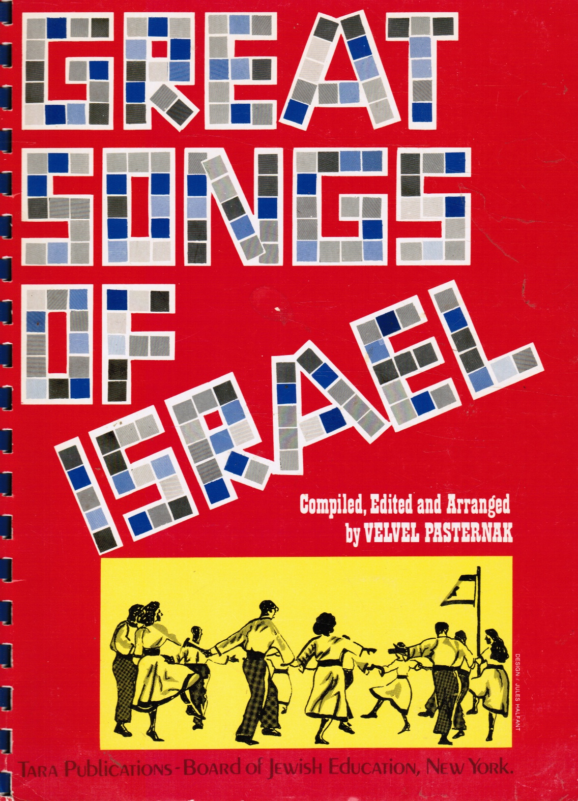 Image for Great Songs of Israel