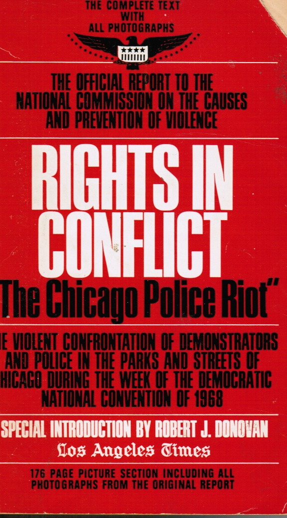 Image for Rights in Conflict: the Chicago Police Riot