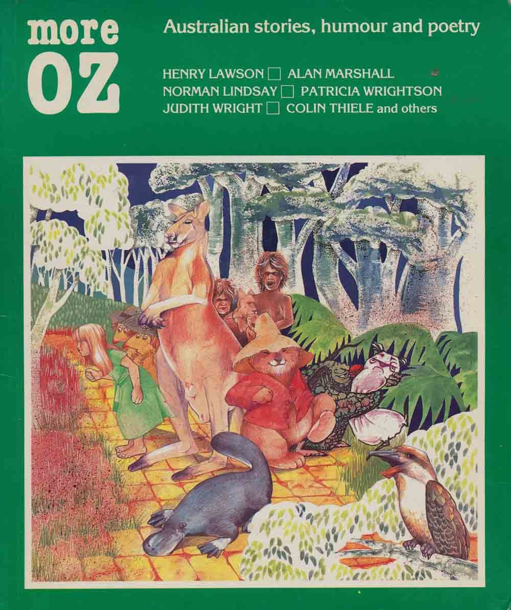 Image for More OZ: Australian Stories, Humour and Poetry