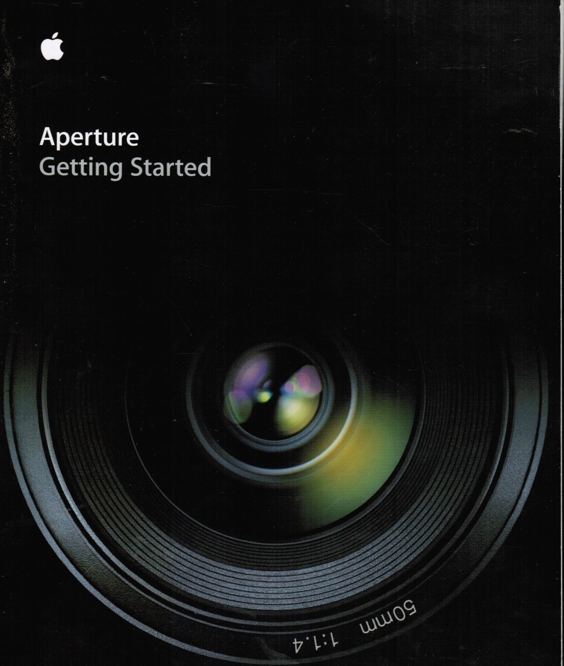 Image for Aperture: Getting Started (Apple Computers)