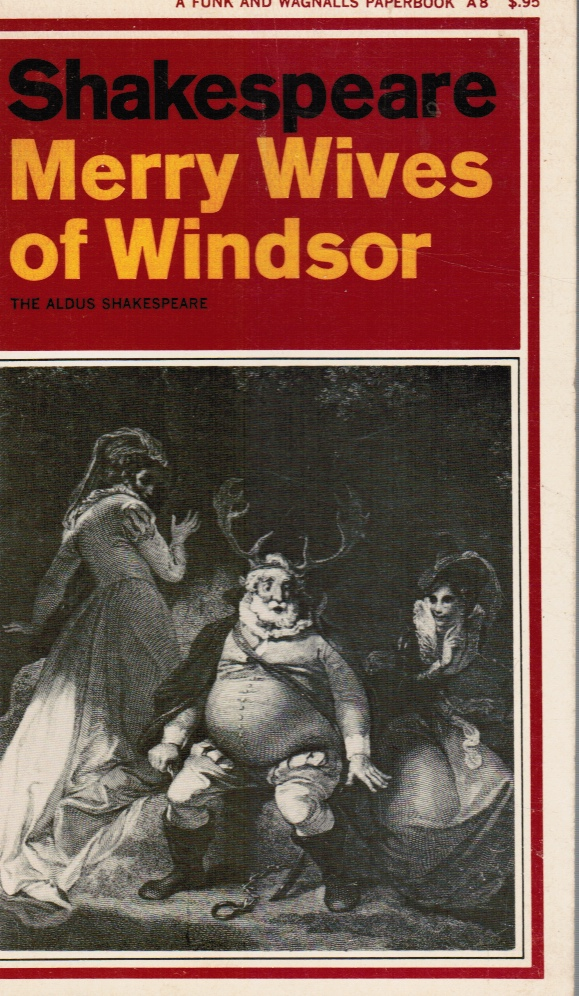 Image for Shakespeare Merry Wives of Windsor