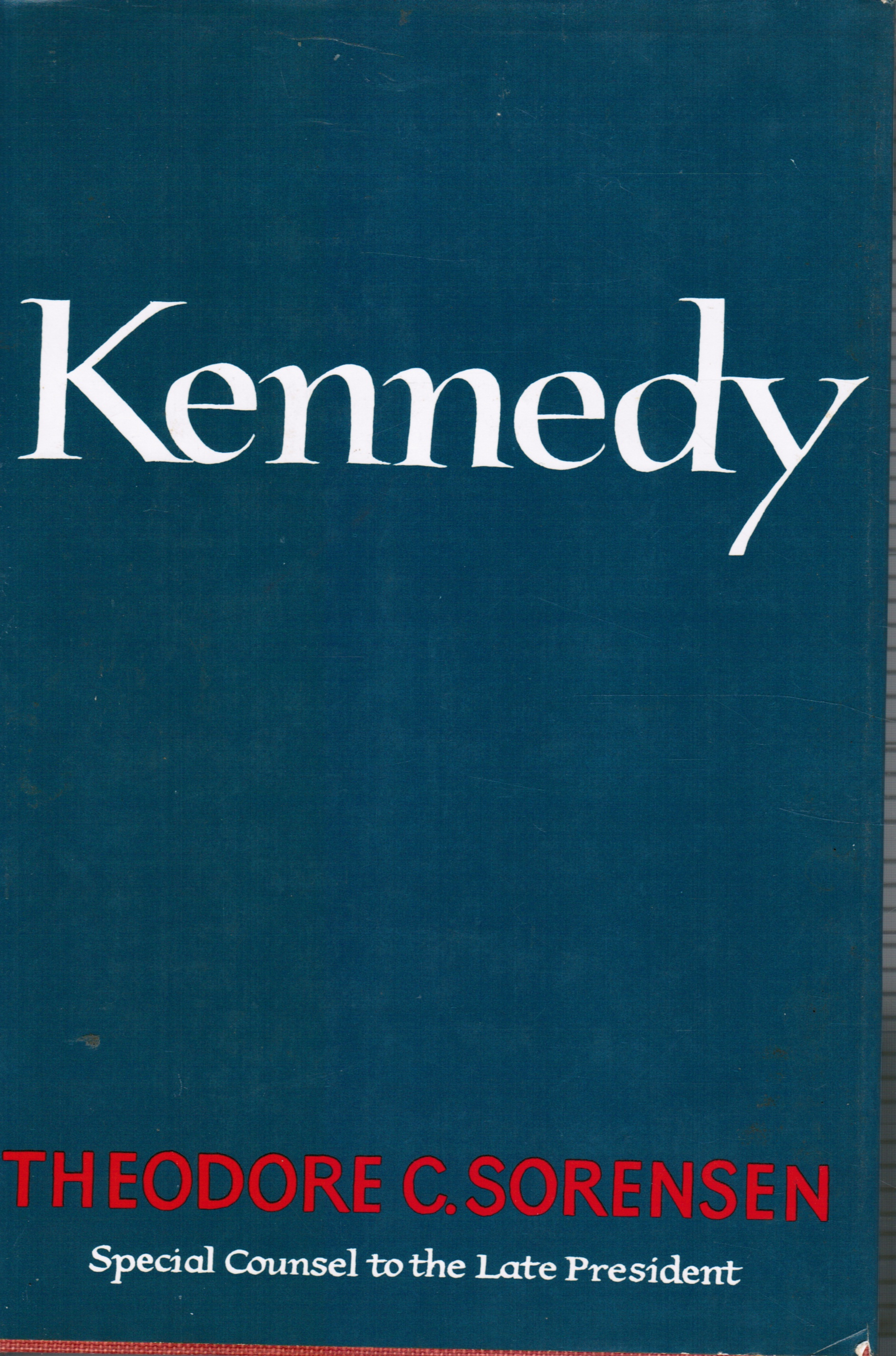 Image for Kennedy
