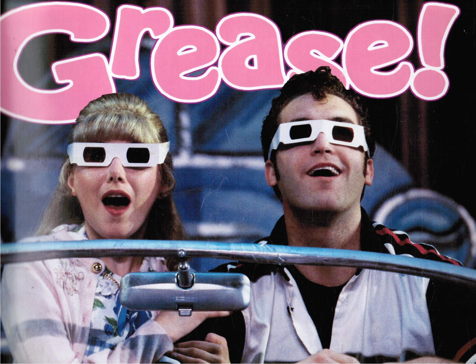 Image for Grease : Event Program (Playbill)