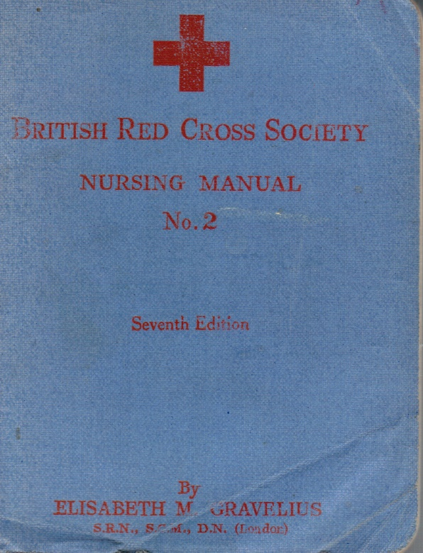 Image for British Red Cross Society Nursing Manual: No.2