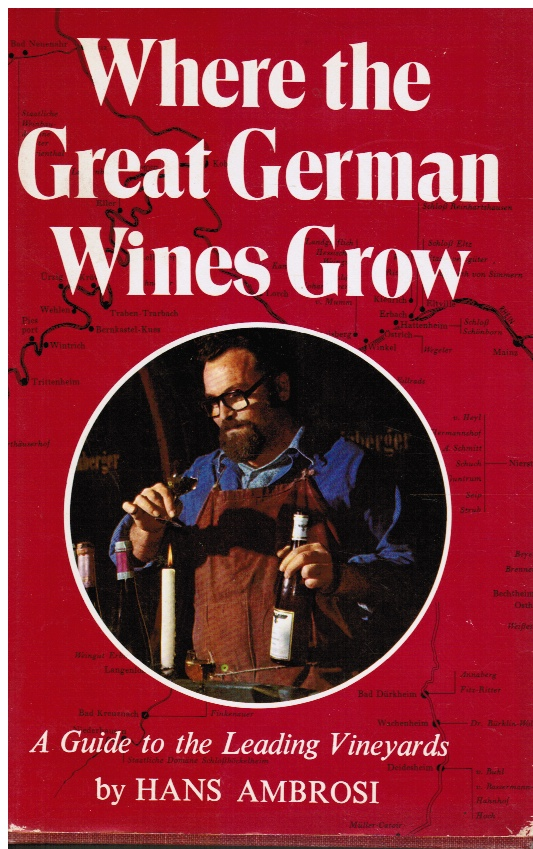 Image for Where the Great German Wines Grow
