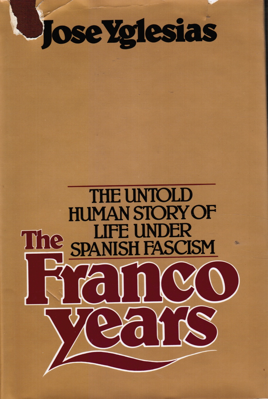 Image for The Franco years