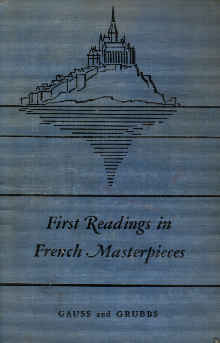 Image for First Readings in French Masterpieces