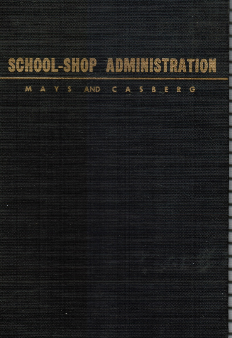 Image for School Shop Administration