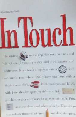 Image for In Touch Advanced Software
