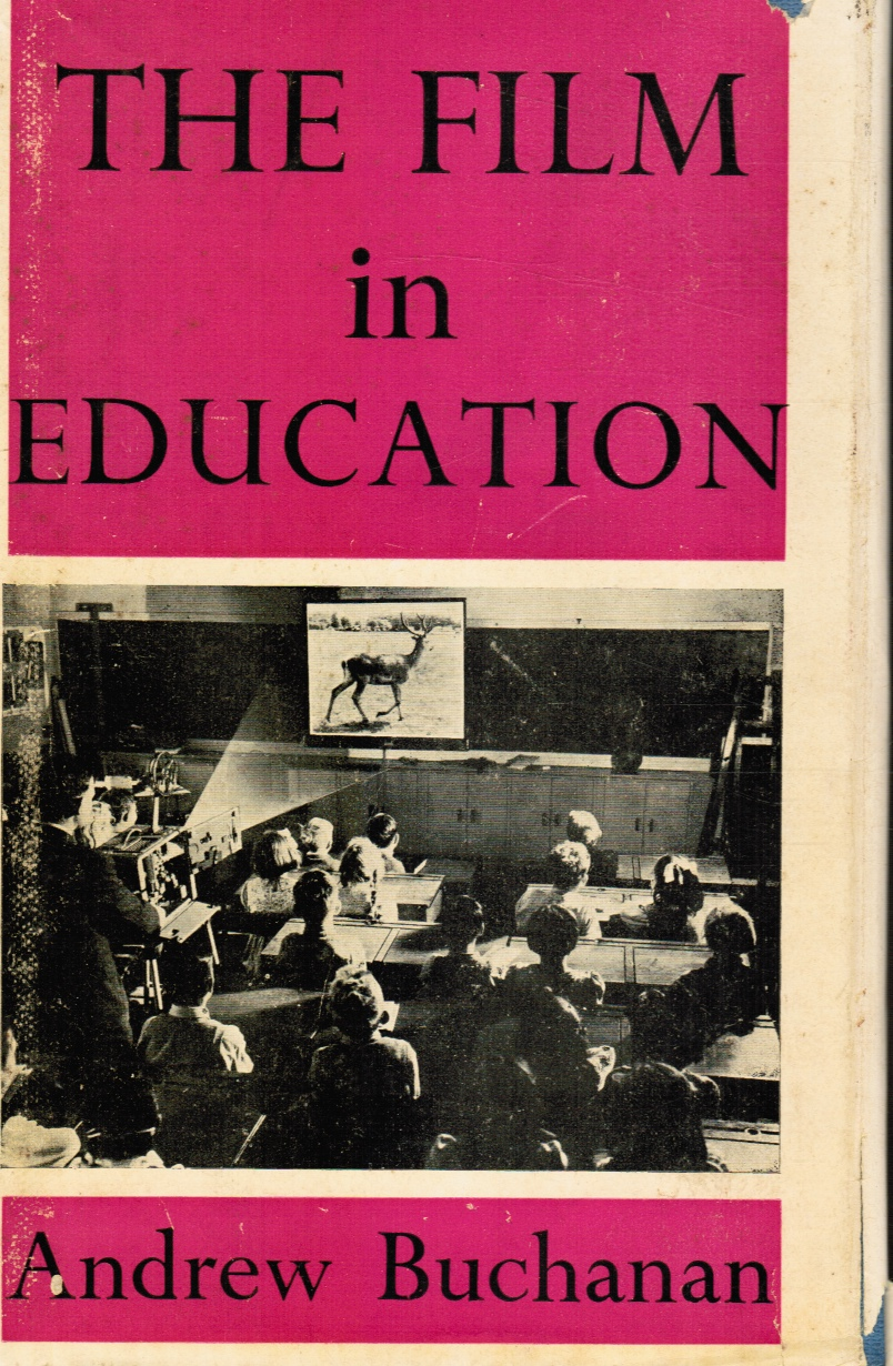 Image for The film in education