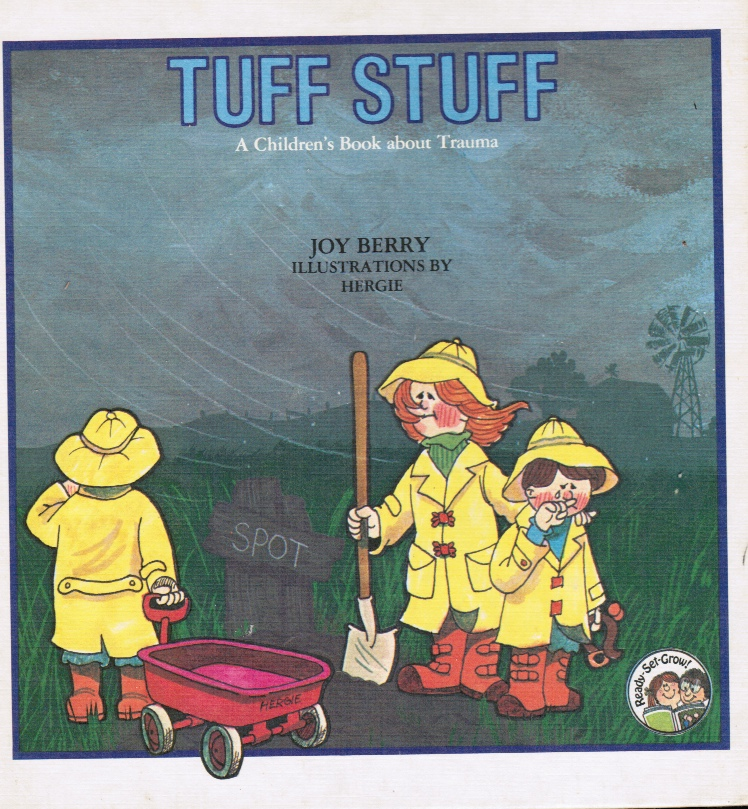 Image for Tuff Stuff: a Children's Book about Trauma