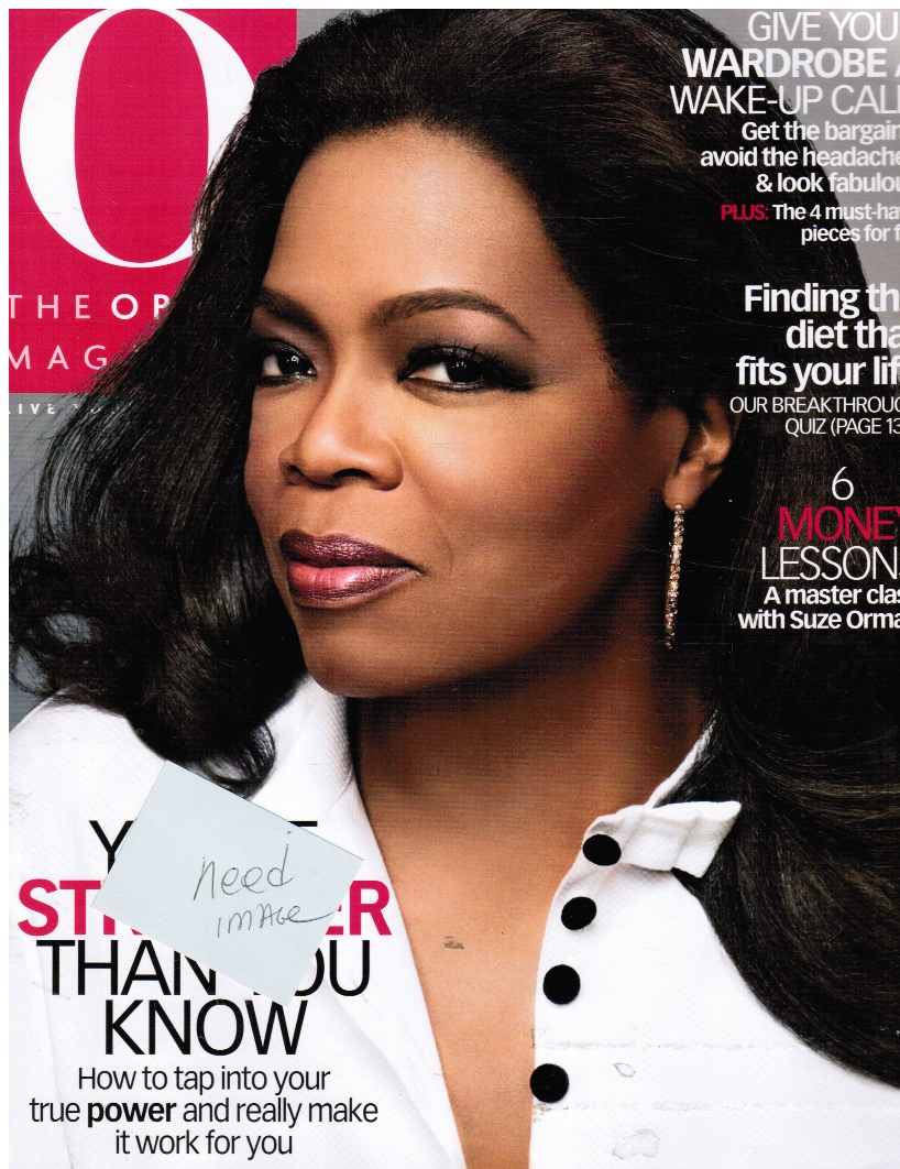 Image for O, the Oprah Magazine, September 2009