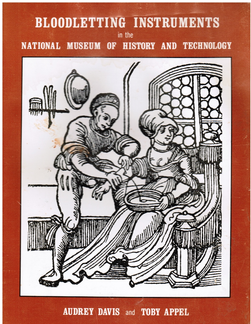 Image for Bloodletting Instruments in the National Museum of History & Technology