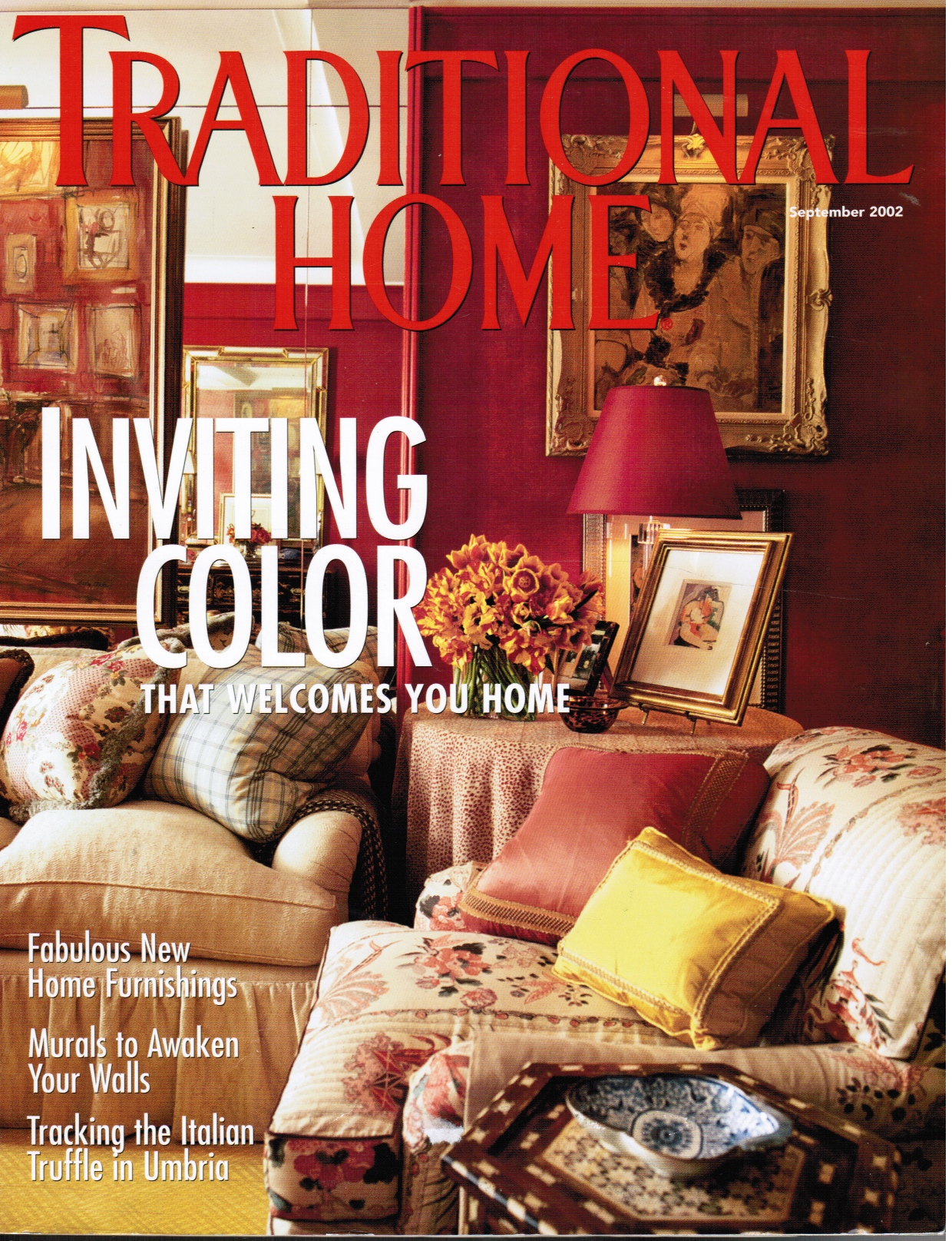 Image for Traditional Home Magazine: September 2002