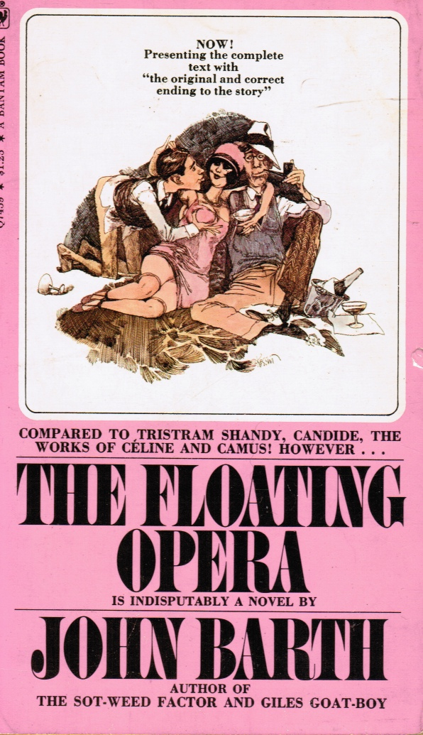 Image for The Floating Opera