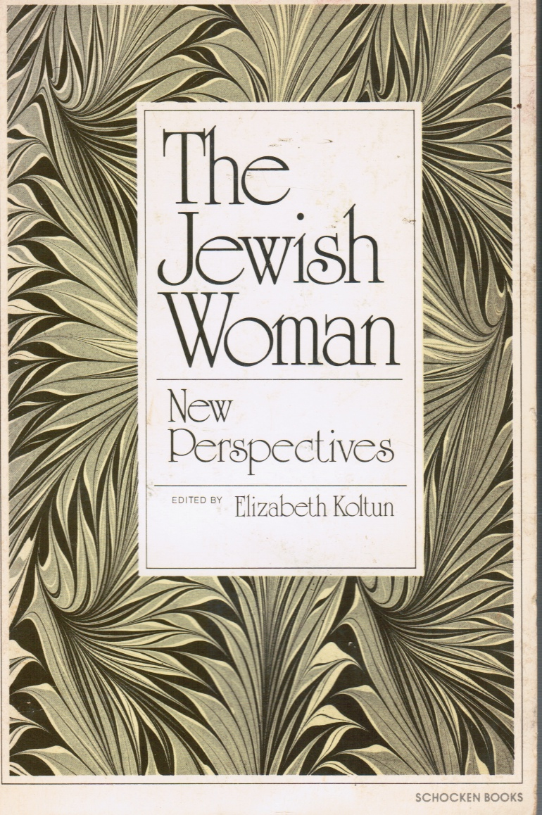 Image for The Jewish Woman: New Perspectives